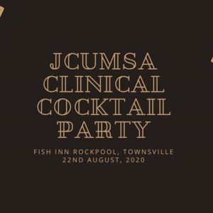 Townsville Clinical Cocktail Party 2020